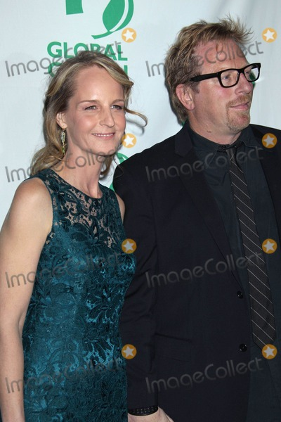 Matthew Carnahan Photo - Photo by REWestcomstarmaxinccom2013STAR MAXALL RIGHTS RESERVEDTelephoneFax (212) 995-119622013Helen Hunt and Matthew Carnahan at Global Green USAs 10th Annual Pre-Oscar Party(Hollywood CA)