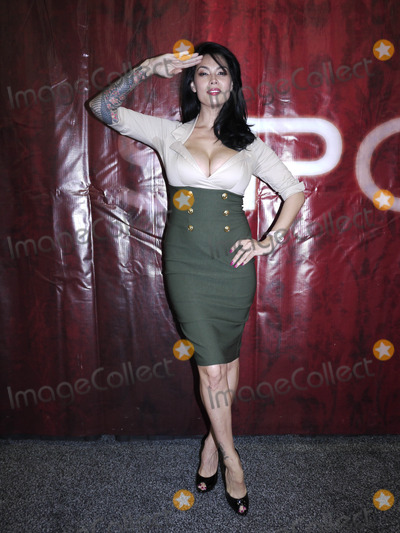 Tera Patrick Photo - Photo by John M Mantelstarmaxinccom111112(NJ)Tera Patrick adult movie star at the Exxxotica Expo sex convention