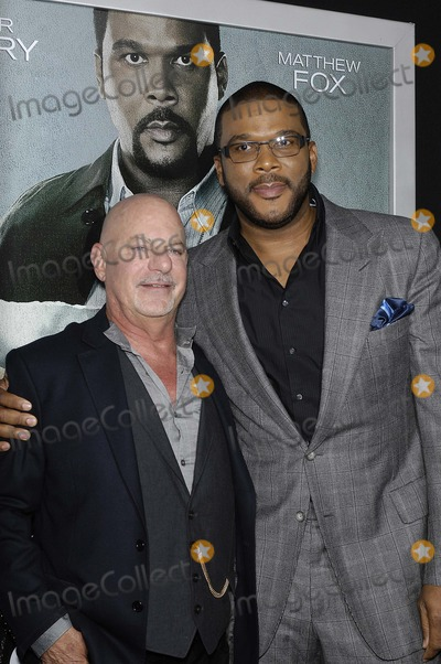 Rob Cohen Photo - Rob Cohen and Tyler Perry during the premiere of the new movie from Summit Entertainment ALEX CROSS held at the Arclight Cinerama Dome on October 15 2012 in Los AngelesPhoto Michael Germana Star Max