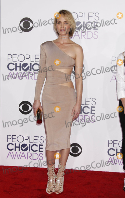 AMBER VALETTA Photo - Photo by REWestcomstarmaxinccomSTAR MAX2016ALL RIGHTS RESERVEDTelephoneFax (212) 995-11961616Amber Valetta at The 2016 Peoples Choice Awards(Los Angeles CA)