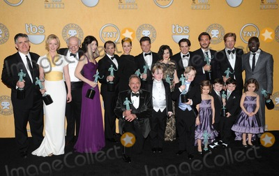 Anthony Laciura Photo - Photo by PDAADstarmaxinccom2012ALL RIGHTS RESERVEDTelephoneFax (212) 995-119612912Kevin ORourke Gretchen Mol Peter Van Wagner Jacqueline Pennewill Heather Lind Michael Stuhlbarg Anthony Laciura Shea Whigham Declan McTigue Rory McTigue Aleksa Palladino Vincent Piazza Josie Gallina Brady Noon Connor Noon Lucy Gallina Jack Huston Paul Sparks and Michael Kenneth Williams - Winners for Ensemble in a Drama Series for Boardwalk Empire at the 18th Annual Screen Actors Guild Awards (SAG)