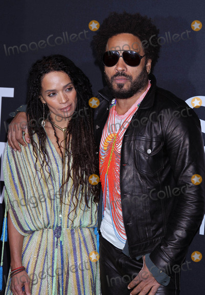 Lisa Bonet Photo - Photo by REWestcomstarmaxinccomSTAR MAX2016ALL RIGHTS RESERVEDTelephoneFax (212) 995-119621016Lisa Bonet and Lenny Kravitz at The Saint Laurent Show at the Palladium (Hollywood CA)