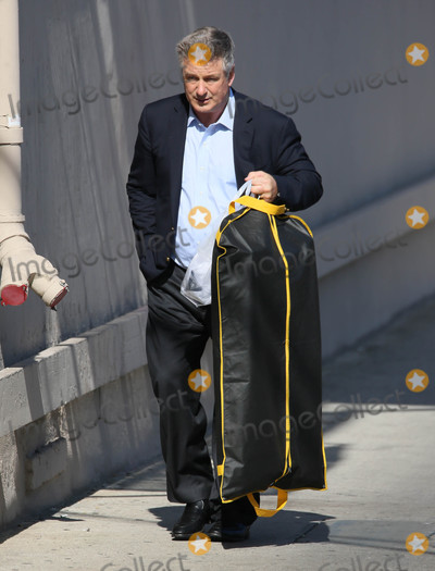 Alec Baldwin Photo - Photo by JMA2starmaxinccomSTAR MAX2016ALL RIGHTS RESERVEDTelephoneFax (212) 995-119651116Alec Baldwin arrives at Jimmy Kimmel Live(Los Angeles CA)