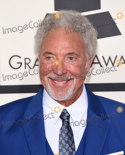Tom Jones Photo - Photo by KGC-11starmaxinccomSTAR MAX2015ALL RIGHTS RESERVEDTelephoneFax (212) 995-11962815Tom Jones at the 57th Grammy Awards(Los Angeles CA)