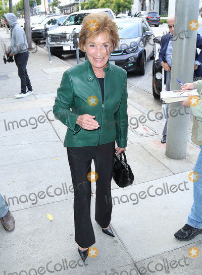 Judge Judy Sheindlin Photo - Photo by wowstarmaxinccomSTAR MAX2016ALL RIGHTS RESERVEDTelephoneFax (212) 995-119661316Judge Judy Sheindlin is seen in West Hollywood CA