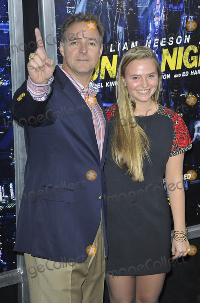 Al Leiter Photo - Photo by Patricia SchleinstarmaxinccomSTAR MAX2015ALL RIGHTS RESERVEDTelephoneFax (212) 995-11963915Al Leiter and daughter at the premiere of Run All Night(NYC)