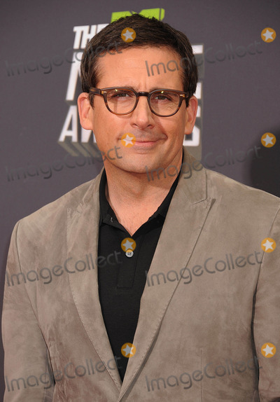 Steve Carell Photo - Photo by KGC-16starmaxinccom2013STAR MAXALL RIGHTS RESERVEDTelephoneFax (212) 995-119641413Steve Carell at The MTV Movie Awards(Culver City CA)