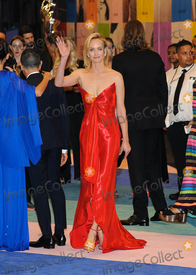 Amber Valletta Photo - Photo by ESBPstarmaxinccomSTAR MAX2017ALL RIGHTS RESERVEDTelephoneFax (212) 995-11966517Amber Valletta at The 2017 CFDA Fashion Awards in New York City