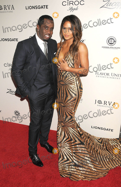 Diddy Combs Photo - Photo by KGC-136starmaxinccomSTAR MAXCopyright 2016ALL RIGHTS RESERVEDTelephoneFax (212) 995-11963716Sean P Diddy Combs and Cassie Ventura at the premiere of The Perfect Match(Los Angeles CA)