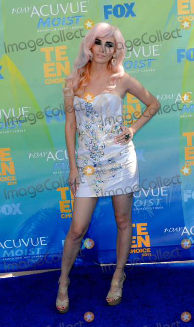 Audrey Kitching Photo - UNIVERSAL CITY CA - AUGUST 7 Reality Star Audrey Kitching  attends  FOXs Teen Choice Awards 2011 on August 7 2011  in Universal City California  (Albert L OrtegaImageCollectcom)