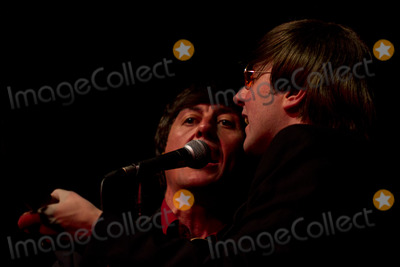 The Beatles Photo - LINDAU BAVARIA - JUNE 16 The Cavern Beatles - doubles of Paul McCartney and John Lennon