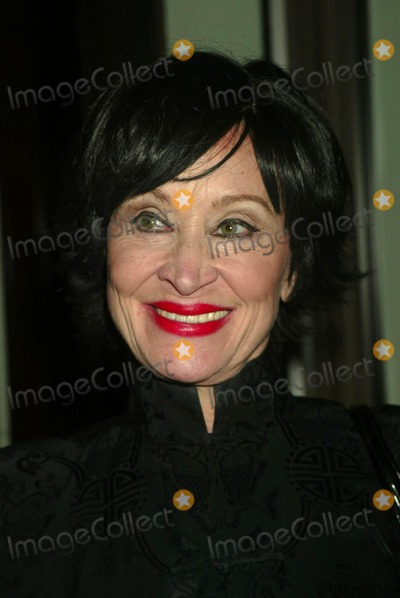 Melanie Griffith Photo - Chita Rivera at a Welcome to Broadway Party For Melanie Griffith at Thalia Restaurant in New York City on July 20 2003 Photo Henry McgeeGlobe Photos Inc 2003 K31787hmc