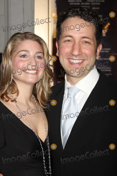 Amy Goldman Photo - New York NY 10-16-2008Producer Eric Falkenstein and wife Amy Goldmanopening night performance of Arthur Millers ALL MY SONS at Gerald Schoenfeld TheatreDigital photo by Lane Ericcson-PHOTOlinknet