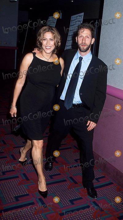 Lisa Benevides Photo - Sd0605 the New York Premiere of Cherish Lisa Benevides and Tim Blake-nelson United Artists Union Squarenyc Photohenry McgeeGlobe Photos Inc