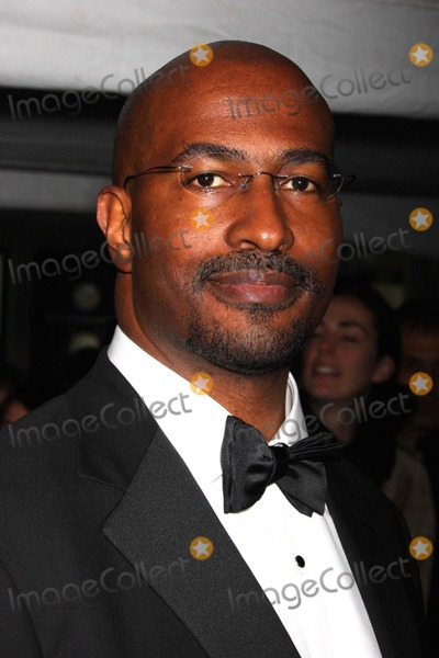 Van Jones Photo - Van Jones Arriving at Time 100 Gala at Time Warner Center in New York City on 05-05-2009 Photo by Henry Mcgee-Globe Photos Inc 2009