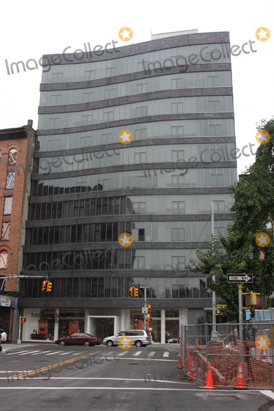Adam Goldstein Photo - NYC  082909DJ AM (Adam Goldstein) apartment building in SOHO where he was found dead in his 7th floor residence on Friday August 28 2009Digital Photo by Adam Nemser-PHOTOlinknet
