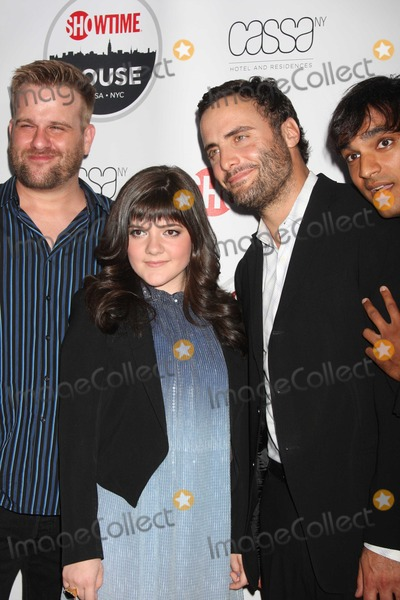 Arjun Gupta Photo - NYC  090710Madeleine Martin (Californication) with Stephen Wallem Dominic Fumusa and Arjun Gupta (Nurse Jackie) at Showtimes kick off reception for Showtime House 2010 at Cassa Hotel and ResidencesPhoto by Adam Nemser-PHOTOlinknet