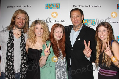 Allison Case Photo - NYC  052609Bryce Ryness Kacie Sheik Allison Case Peter Lichtenthal and Caissie Levy at the release party for the Ghostlight Records New Broadway cast recording of Hair at Bumble and BumbleDigital Photo by Adam Nemser-PHOTOlinknet