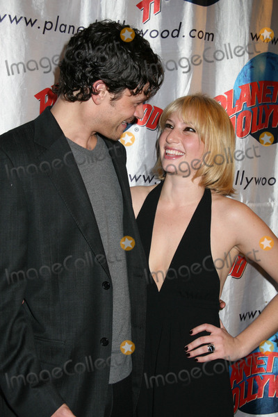 Ari Graynor Photo - NYC  111306Cast members Tom Everett Scott and Ari Graynor at the opening night party for the new Broadway comedy THE LITTLE DOG LAUGHED at Planet HollywoodDigital Photo by Adam Nemser-PHOTOlinknet