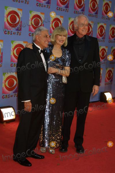 Jamie Farr Photo - NYC  110103Jamie Farr Loretta Swit and Mike Farrell on the red carpet for CBS AT 75 in ManhattanDigital Photo by Adam NemserPHOTOlink