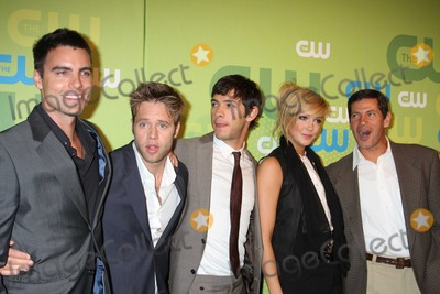 Cassidy Photo - Melrose Place cast3180JPGNYC  052109Colin Egglesfield Shaun Sipos Michael Rady Katie Cassidy and Thomas Calabro (Melrose Place)at the CW Upfront 2009 at Madison Square GardenDigital Photo by Adam Nemser-PHOTOlinknet