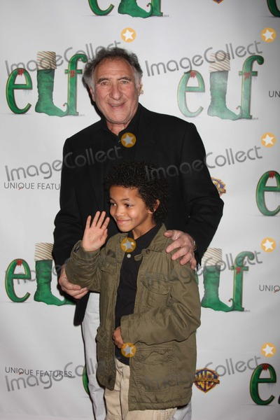 Photo of Judd Hirsch & his  Son  London Hirsch
