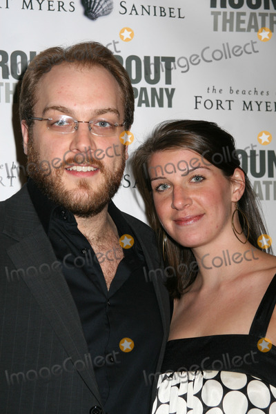 Alexander Gemignani Photo - NYC  031907Alexander Gemignani and fiance Erin Ortman at the Roundabout Theatre Companys 2007 Spring Gala BEYOND THE VELVET ROPES celebrating the 30th anniversary of Studio 54 at Roseland BallroomDigital Photo by Adam Nemser-PHOTOlinknet