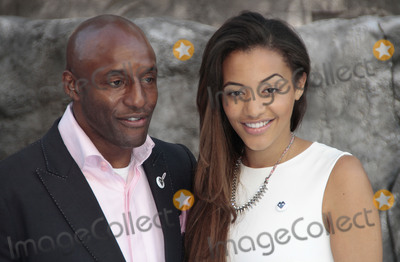 John Fashanu Photo - Jul 21 2013 - London England UK - The Lone Ranger UK Premiere Odeon Leicester Square LondonPictured John Fashanu and Amal Fashanu