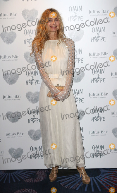 Maryam DAbo Photo - Nov 20 2015 - London England UK - Maryam DAbo attending Chain of Hope Annual Ball Grosvenor House Hotel