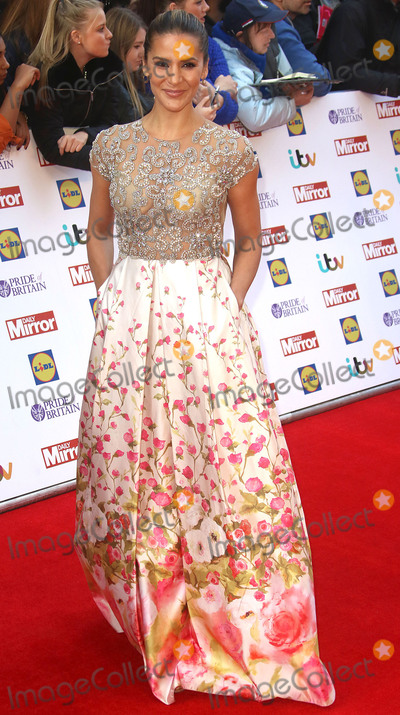 Amanda Byram Photo - September 28 2015 - Amanda Byram attending The Pride of Britain Awards 2015 at Grosvenor House Hotel in London UK
