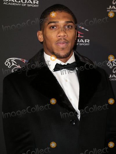 Anthony Joshua Photo - Dec 08 2013 - London England UK - Jaguar Academy of Sport 4th Annual Awards at Royal Opera House Covent Garden London Pictured Anthony Joshua
