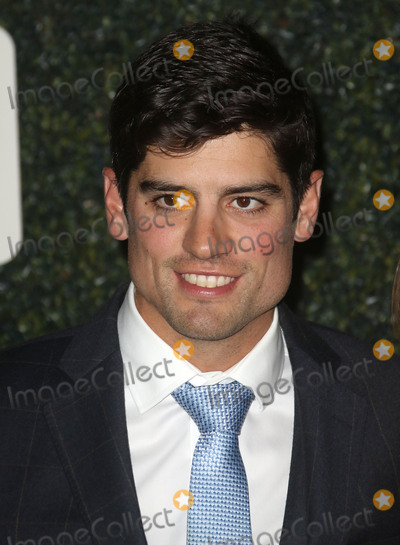 Alastair Cook Photo - November 25 2015 - Alastair Cook attending the Daily Mirror Pride Of Sport Awards 2015 at the Grosvenor House in London England