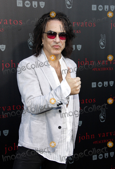 Paul Stanley Photo - Paul Stanley at the John Varvatos PeaceRocks Ringo Starr Private Concert  held at the John Varvatos in Los Angeles on September 21 2014 in Los Angeles California Credit PopularImages