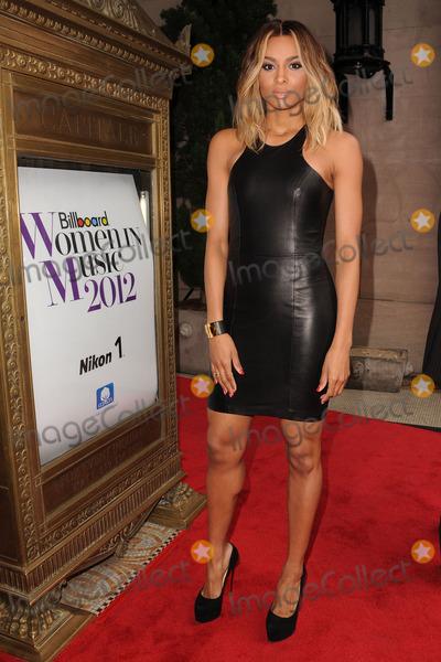 Ciara Harris Photo - November 30 2012 New York City Ciara attends the 2012 Billboard Women In Music Luncheon at Capitale on November 30 2012 in New York City
