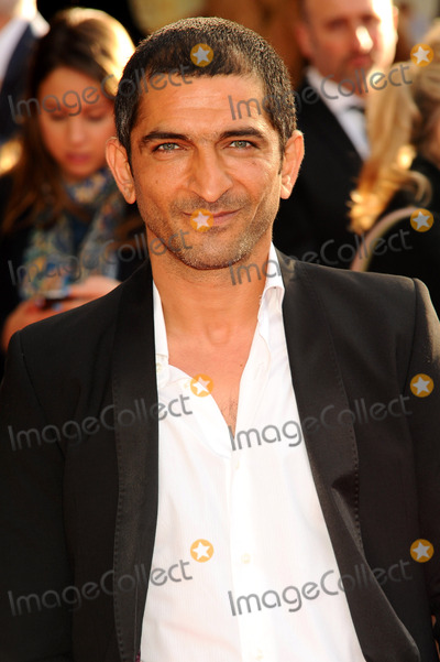 Amr Waked Photo - April 10 2012 LondonAmr Waked at the European premiere of Salmon Fishing in the Yemen at the Odeon Kensington on April 10 2012 in London
