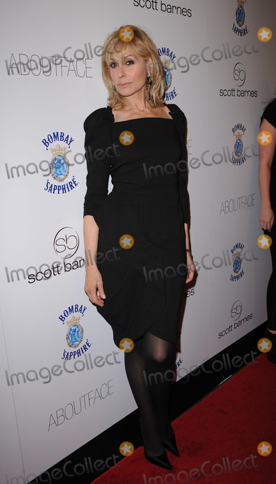 SCOTT BARNES Photo - Actress Judith Light arriving at the launch party for Scott Barnes About Face book at Provocateur at The Hotel Gansevoort on January 20 2010 in New York City