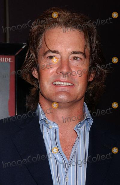 Actor kyle maclachlan