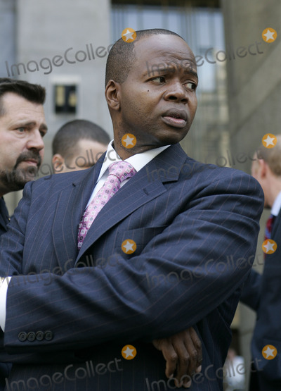 Kenneth Thompson Photo - Plantiffs attorney Kenneth P Thompson held a press conference  aggressively supporting his client after former International Monetary Fund leader Dominique Strauss-Khan was released on his own recognizance on July 1 2011 in New York City