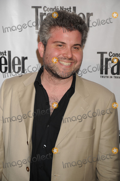 ADAM EPSTEIN Photo - Producer Adam Epstein attends Conde Nast Travelers 8th Annual Hot List Party at Mansion in New York City
