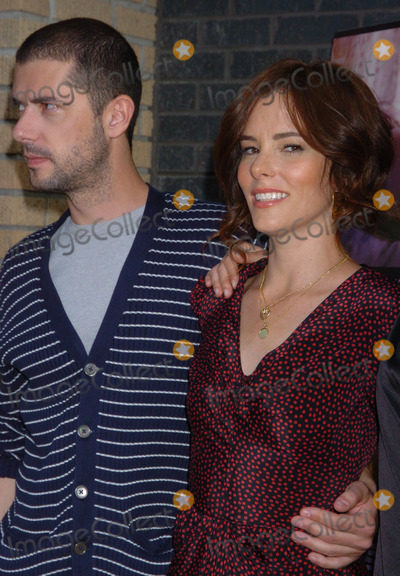 Melvil Poupaud Photo - Actors Parker Posey and Melvil Poupaud arriving at the Broken English Premiere at the Landmark Sunshine Cinema in Manhattan