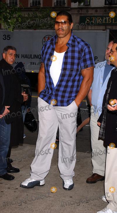 Dalip Singh Photo - NEW YORK MAY 24 2005    Dalip Singh at The Longest Yard screening held at Clearviews Chelsea West Cinemas