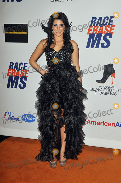 Angelica Salem Photo - May 18 2012 LAAngelica Salem arriving at the 19th Annual Race To Erase MS Glam Rock To Erase MS event at the Hyatt Regency Century Plaza on May 18 2012 in Century City California
