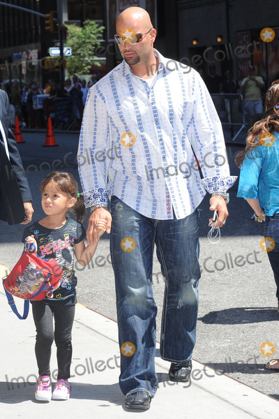 Albert Pujols Photo - Albert Pujols arrives to tape the Late Show with David Letterman on July 26 2010 in New York City