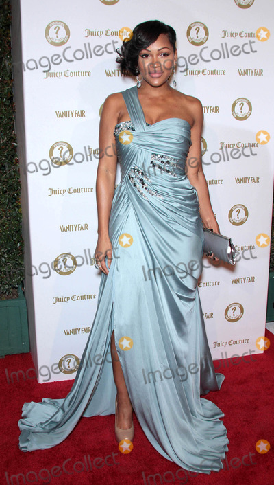 Meagan Good Photo - Meagan Good at the Vanity Fair magazine and Juicy Couture Vanities Party held at Siren Studios on February 20 2012 in Hollywood Los Angeles