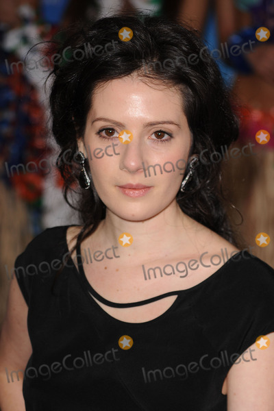 ALEKSA PALLIDINO Photo - Aleksa Palladino attends the premiere of Just Go With It at the Ziegfeld Theater on February 8 2011 in New York City