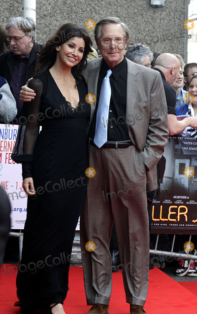 Gina Gershon Photo - June 20 2012 EdinburghGina Gershon and William Friedkin at the premiere of Killer Joe at the opening night of the 66th Edinburgh International Film Festival at Festival Theatre on June 20 2012 in Edinburgh Scotland