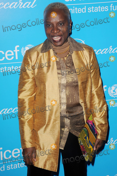 Angelique Kidjo Photo - November 27 2012 New York City Angelique Kidjo attends the Unicef Snowflake Ball at Cipriani 42nd Street on November 27 2012 in New York City