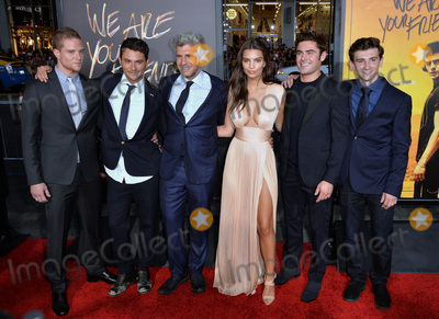 Alex Shaffer Photo - Jonny Weston Shiloh Fernandez director Max Joseph Emily Ratajkowski Zac Efron  Alex Shaffer at the Los Angeles premiere of their movie We Are Your Friends at the TCL Chinese Theatre Hollywood Los AngelesAugust 20 2015  Los Angeles CAPicture Paul Smith  Featureflash