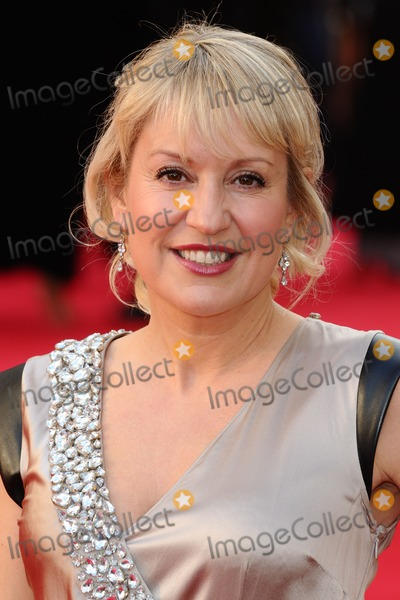 Nicki Chapman Photo - Nicki Chapman arrives for the Olivier Awards 2012 at the Royal Opera House Covent Garden London 15042012 Picture by Steve Vas  Featureflash