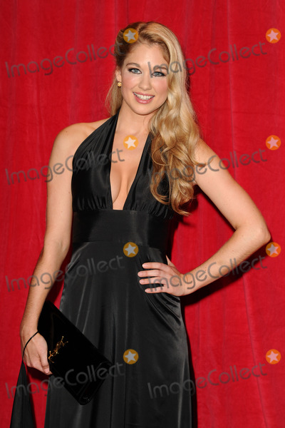 Amanda Clapham Photo - Amanda Clapham arriving for the 2014 British Soap Awards at the Hackney Empire London 24052014 Picture by Steve Vas  Featureflash